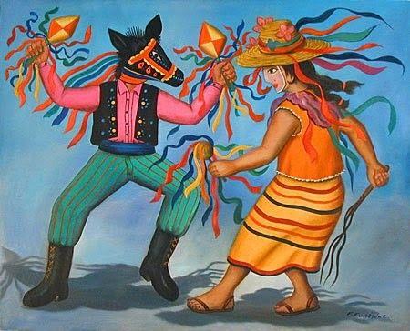 Patrimoine culturel immatériel de l'humanité -El Güegüense-