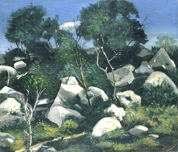 Mystères - Enigmes - civilisation de Fontainebleau -