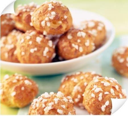 Cuisine - Gateau - Chouquettes -