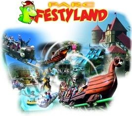 Parcs d'attractions - Festyland -