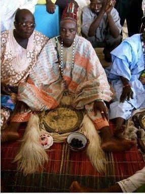 Patrimoine culturel immatériel de l'humanité - Ifa -
