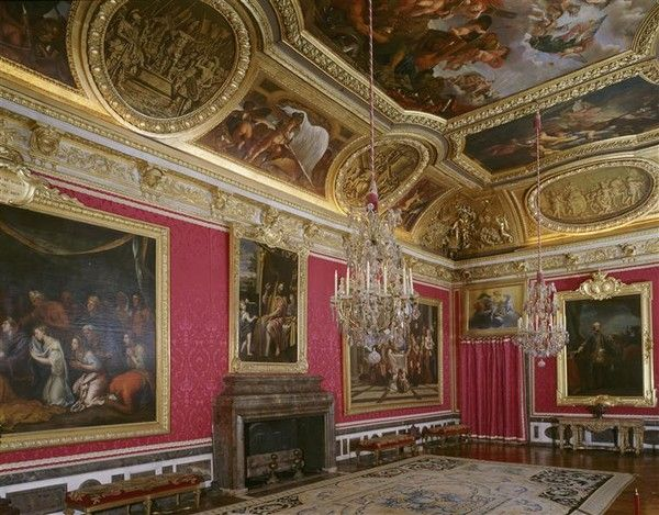 Chateau de versailles salon de mars for Salon de versailles