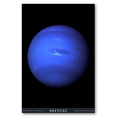 Astronomie - Planètes - Neptune -