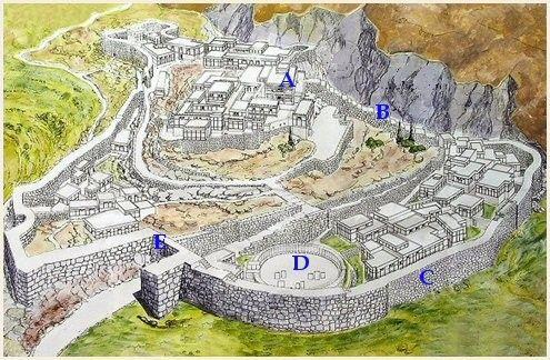 Civilisations anciennes - Civilisation mycénienne
