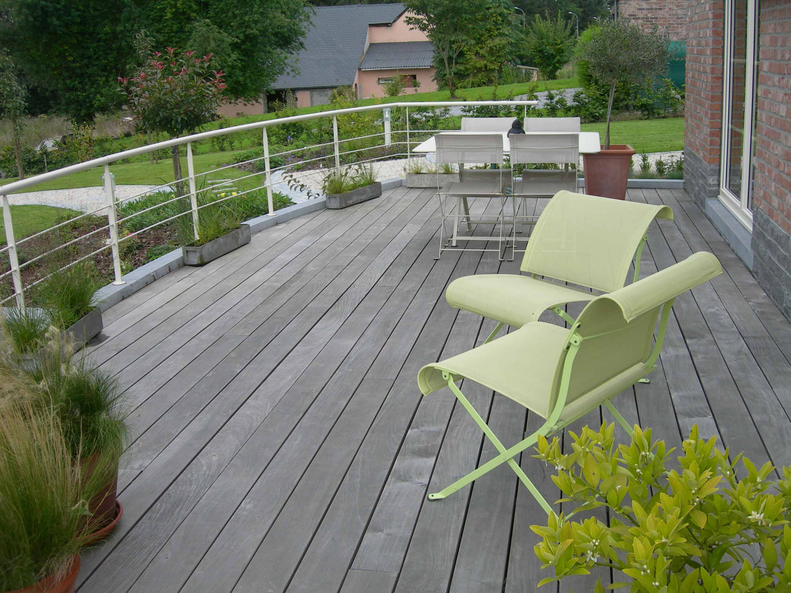 Doisje traiter ma terrasse en bois tous les ans ?