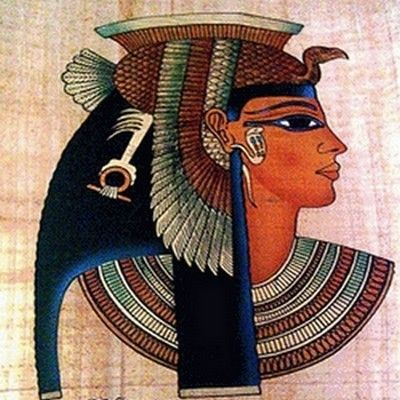 Egypte - Les pharaons - Cleopatre VII -