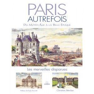 Paris autrefois - Photos anciennes -