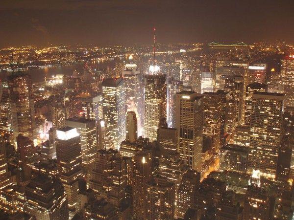 Les villes étrangères - New York -