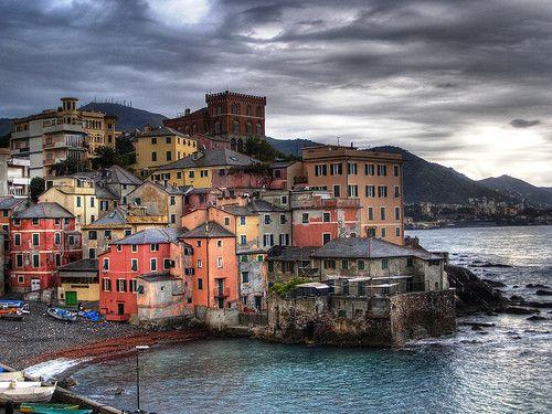 A la découverte de... l'Italie -Gênes et la Ligurie-Gênes