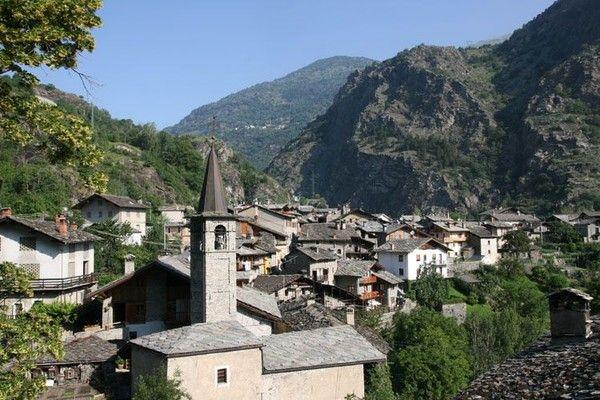A la découverte de... l'Italie- Italie du Nord -Val d'Aoste