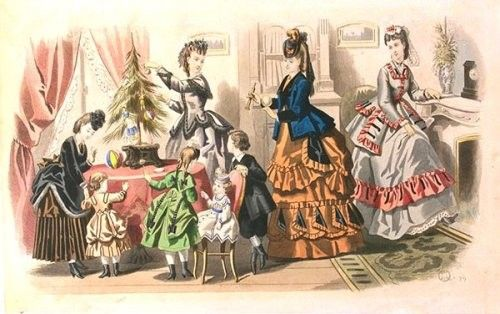 La(les)mode(s) - Costume au XVIIIe siècle -