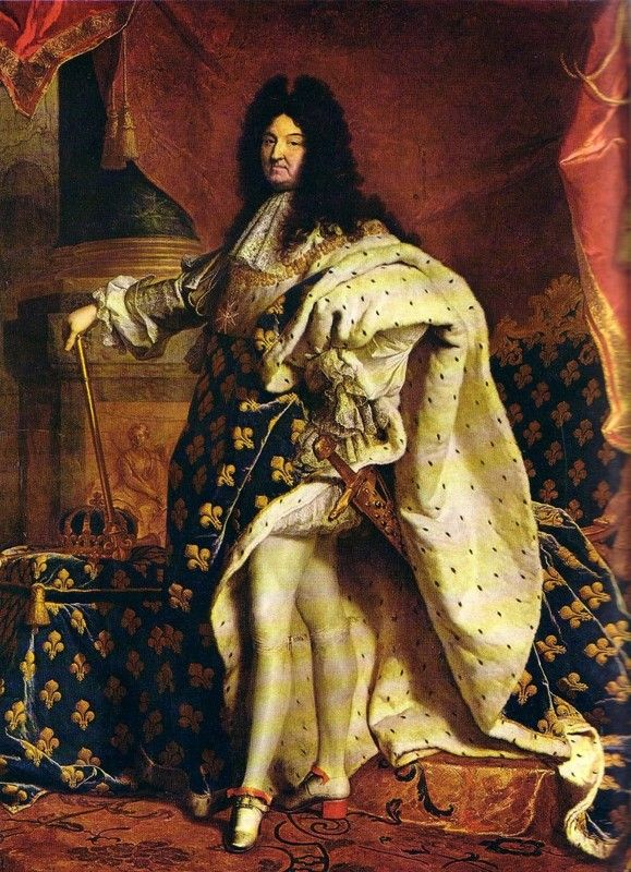 Les Favorites Royales - Liste des maîtresses du Roi-Soleil -