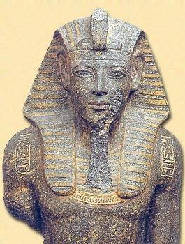 Egypte - Les pharaons - Mérenptah -