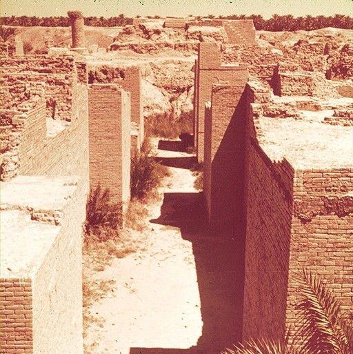 Histoire - Antiquité - Orient - Mésopotamie ancienne -