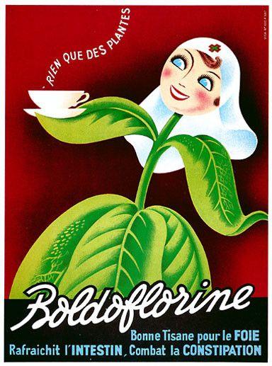 Pub et images - Boldoflorine -