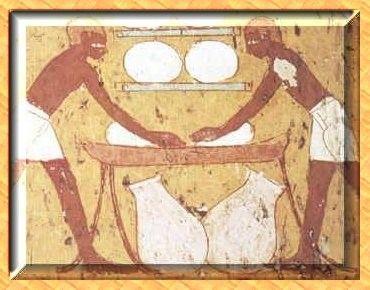 Egypte - La nourriture -