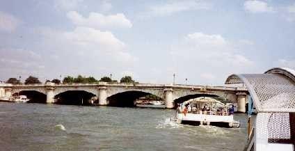 Tourisme et histoire - Paris - Le pont de la Concorde
