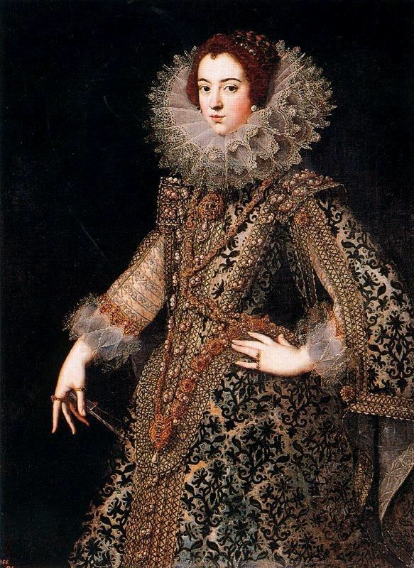 Histoire des Reines - Elisabeth de France -