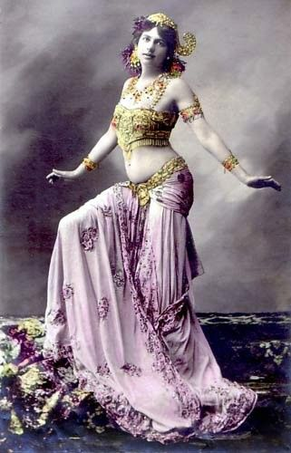 Petites histoires de l'Histoire - Mata Hari -