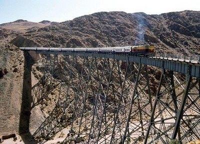 Trains du monde - Tren a las Nubes -