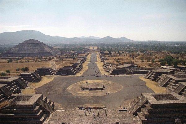 Archéologie - Teotihuacán -