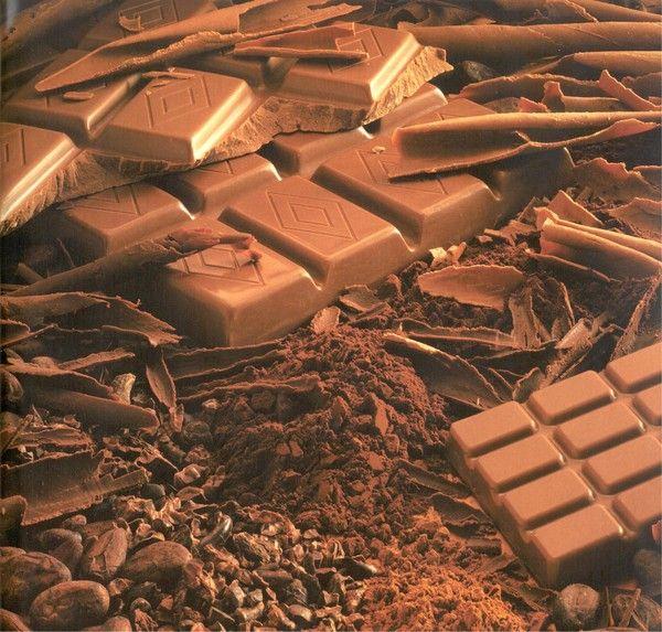 Bonbons et gourmandises - Le chocolat au fil des siècles -