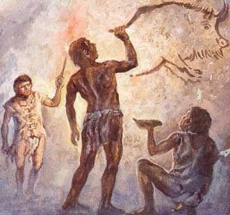 Préhistoire-hominidés-homo sapiens-Origines et migrations-
