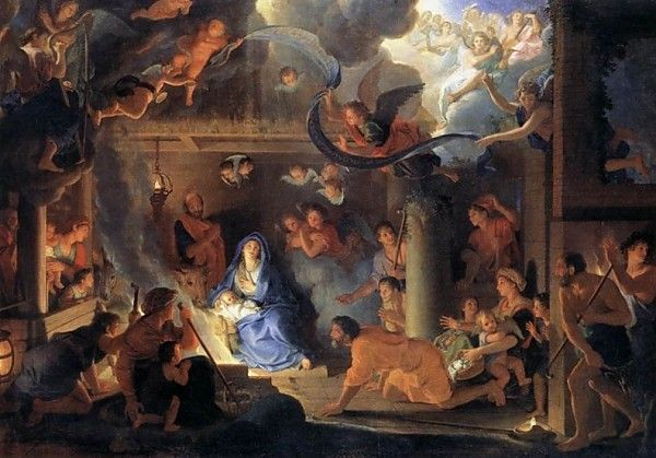 Fêtes et traditions - Noël - La nativité -