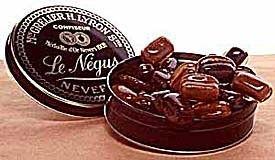 Bonbons et gourmandises - Le négus de Nevers -