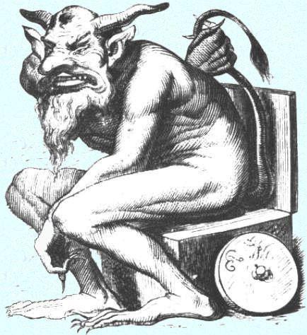 Anges et démons - Belphégor -