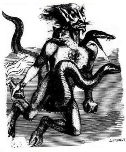 Anges et démons - Aborym -