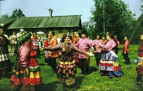 Patrimoine culturel immatériel de l'humanité -Les Semeiskie