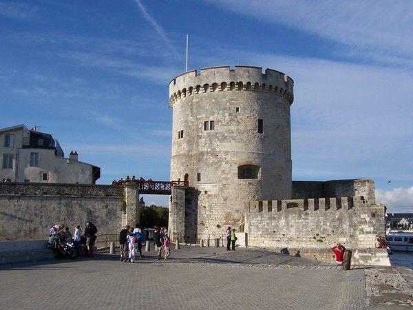 Villes françaises - La Rochelle - Tour de la Chaine -