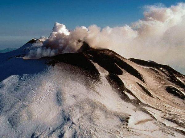 Les volcans - L' Etna -