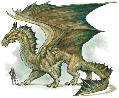 Cryptozoologie - le Dragon -