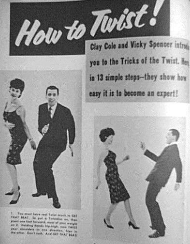 Danses d'ici ou d'ailleurs - Le twist -
