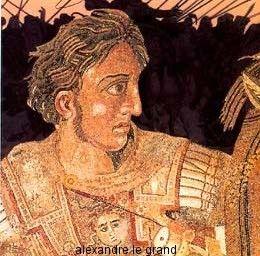 Egypte - Les Pharaons - Alexandre le Grand -