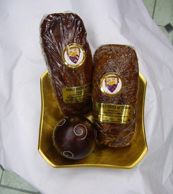 Bonbons et gourmandises... Le Pain d'Epice de Dijon -