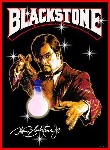 Magie et Magiciens - Harry Blackstone - 1885-1965 -