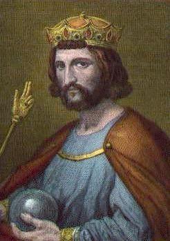 Souverains Français - De Hugues Capet à Philippe IV le Bel -