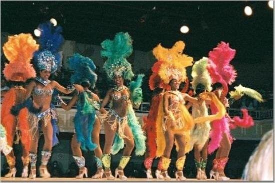 Danses d'ici ou d'ailleurs - La Samba -
