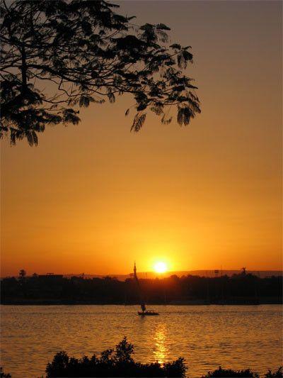 Fleuves et rivières - Le Nil -