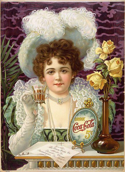 Pub et images - Coca Cola -
