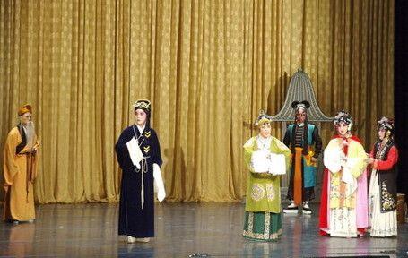 Patrimoine culturel immatériel de l'humanité - Opéra Kun Qu