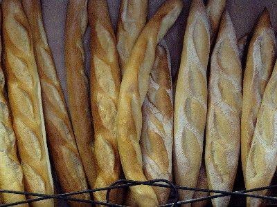 histoire du pain - pains français - la baguette -