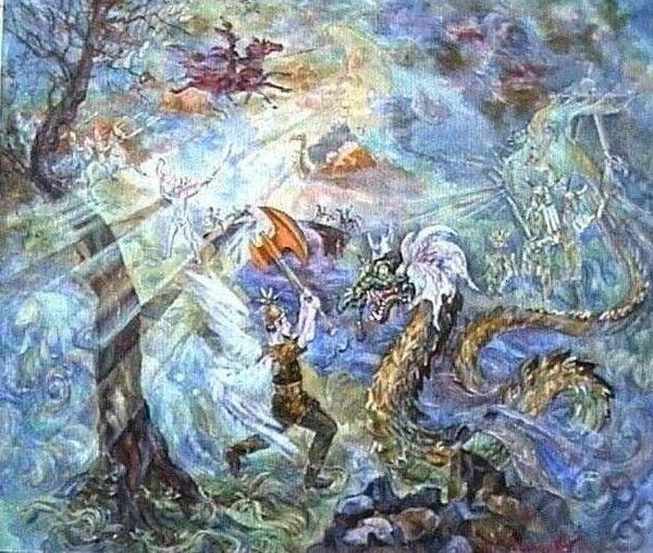 Mythologie scandinave - Ragnarök