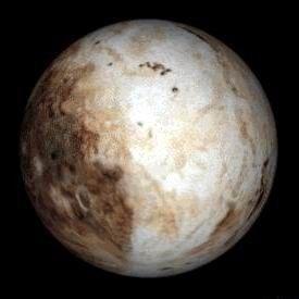 Astronomie - planète - Pluton -