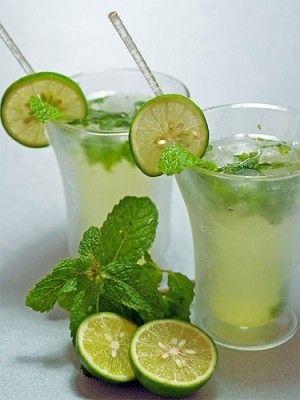 Boissons et cocktails - Le Mojito -