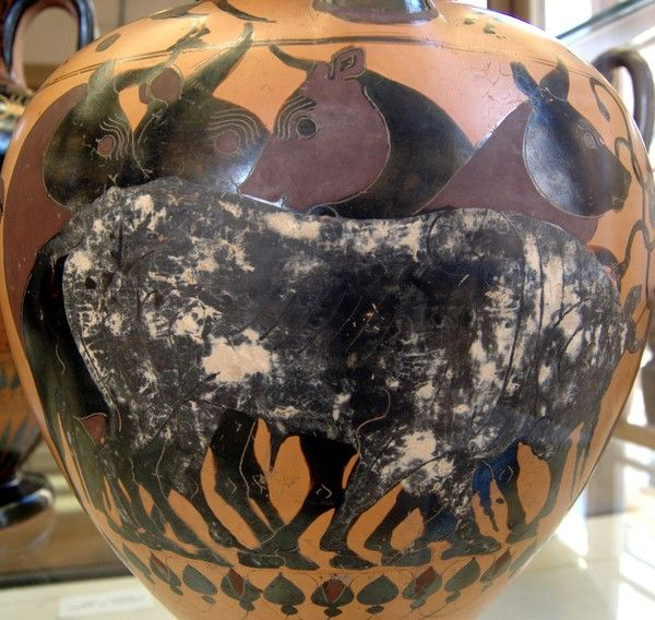 Mythologie Greco-romaine-Hercule-Travaux-10-Le troupeau...
