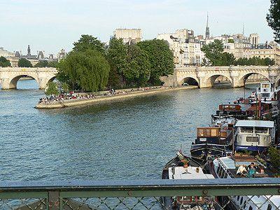 Tourisme et histoire - Paris - L'Ile de la Cité -